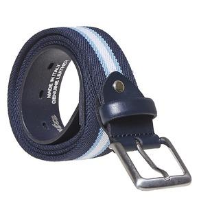 Cintura blu da uomo bata, blu, 959-9285 - 13