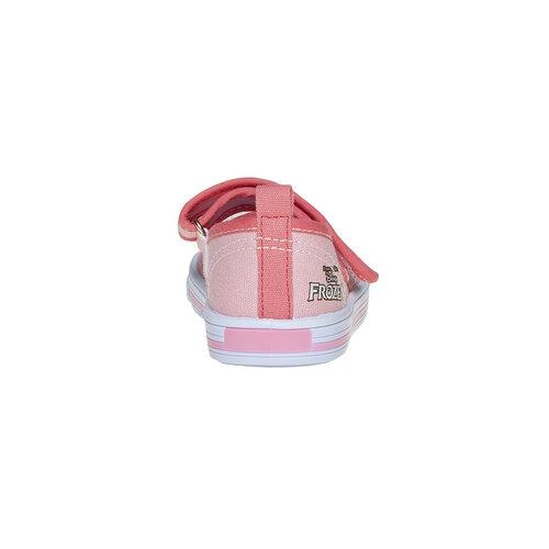 Ballerine rosa con suola di gomma frozen, rosa, 279-5149 - 17