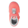 Sneakers rosa da ragazza nike, rosso, 109-5549 - 19