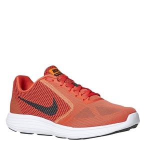 Sneakers sportive da uomo nike, arancione, 809-3149 - 13
