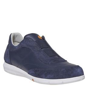 Sneakers da donna in pelle flexible, 514-0271 - 13