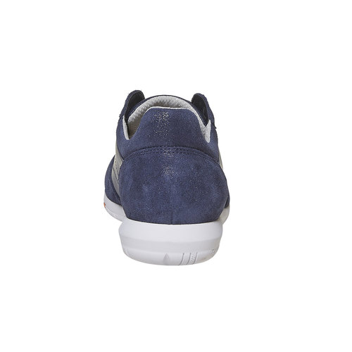 Sneakers da donna in pelle flexible, 514-0271 - 17