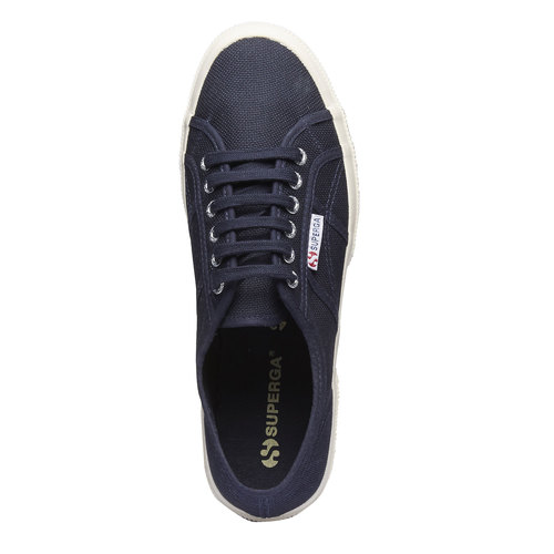 Sneakers uomo superga, blu, 889-9187 - 19
