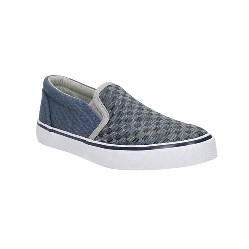 Slip-on da bambino con motivo north-star, blu, 319-9247 - 13