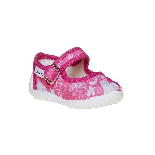 Ballerine rosa da bimba superga, rosa, 169-5131 - 13