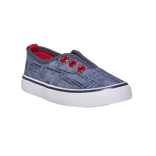 Slip-on da bambino north-star, blu, 219-9154 - 13