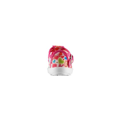Sandali stampati Superga superga, rosa, 169-5132 - 15