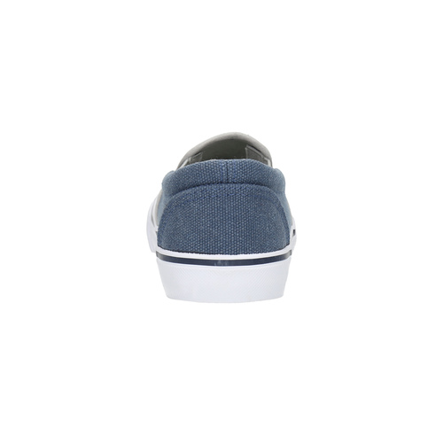 Slip-on da bambino con motivo north-star, blu, 319-9247 - 17