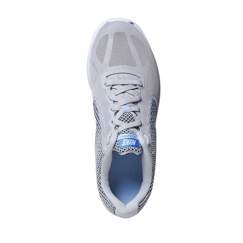 Sneakers sportive da donna nike, grigio, 509-9149 - 19