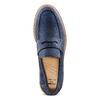 Mocassini da uomo bata, blu, 813-9163 - 17