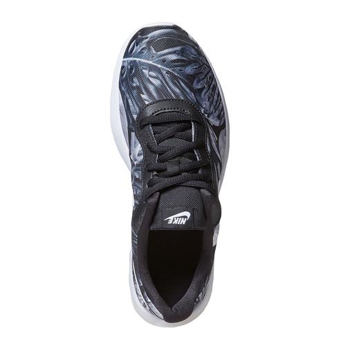 Sneakers sportive da bambina nike, nero, 409-6559 - 19