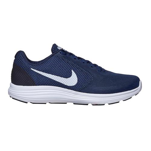Sneakers sportive da uomo nike, blu, 809-9149 - 15