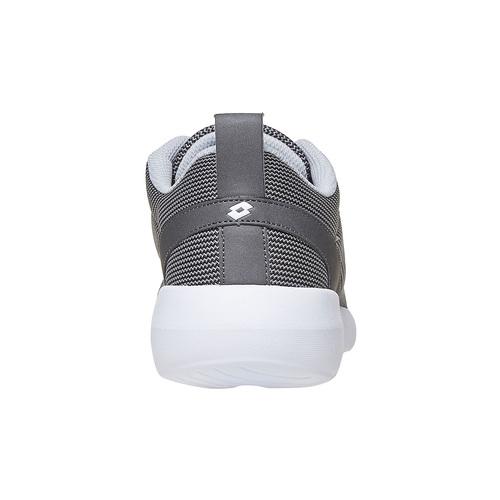 Sneakers da uomo con suola appariscente lotto, grigio, 809-2146 - 17