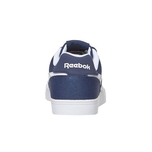 Sneakers informali da uomo reebok, blu, 889-9199 - 17