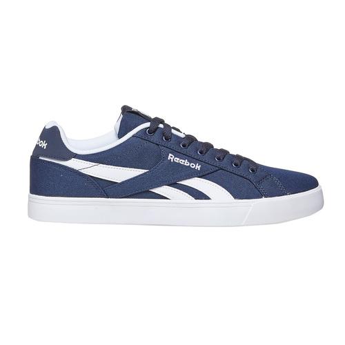 Sneakers informali da uomo reebok, blu, 889-9199 - 15