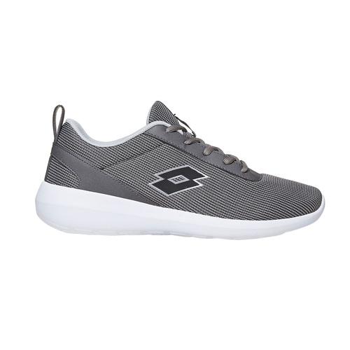 Sneakers da uomo con suola appariscente lotto, grigio, 809-2146 - 15