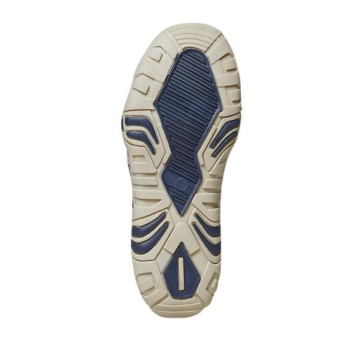 Sandali da bambino mini-b, grigio, 361-2218 - 26