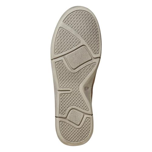 Scarpe basse casual da donna weinbrenner, beige, 546-8201 - 26