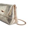 Minibag in vera pelle bata, oro, 964-4239 - 15