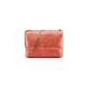 Minibag in vera pelle bata, rosso, 964-5239 - 26