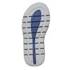 Sandali in pelle blu mini-b, blu, 264-9184 - 26