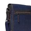 Borsa a tracolla blu bata, blu, 969-9482 - 26
