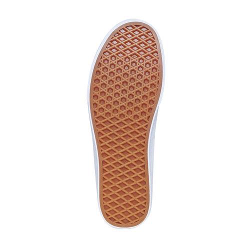 Sneakers da uomo con motivo vans, nero, 889-6199 - 26