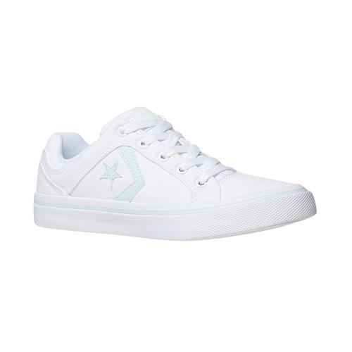 Sneakers bianche da donna converse, 589-0359 - 13