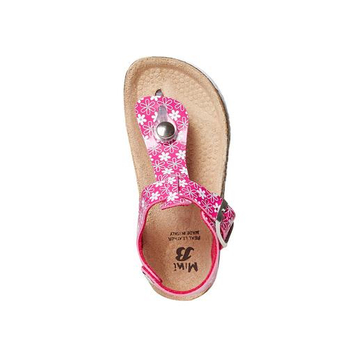 Sandali rosa da bambina mini-b, rosa, 261-5186 - 19