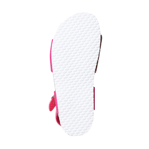 Sandali rosa da bambina con glitter mini-b, rosa, 361-5232 - 26