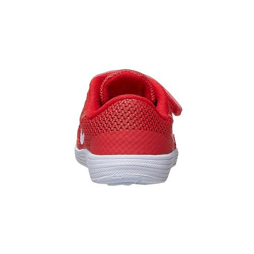 Sneakers rosse da bambino nike, rosso, 109-5249 - 17