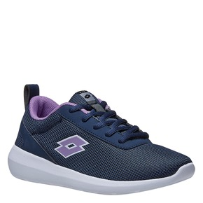 Scarpe sportive da donna lotto, blu, 509-9952 - 13