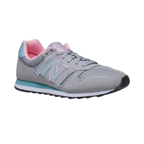 Sneakers da donna in pelle new-balance, grigio, 503-2107 - 13