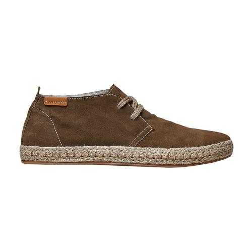 Desert Boots in pelle bata, verde, 853-7321 - 15