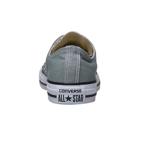 Sneakers grigie da donna converse, verde, 589-7379 - 17