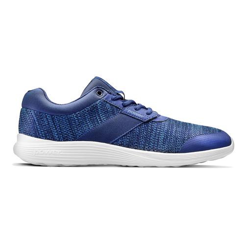 Scarpe uomo Power power, blu, 809-9202 - 26
