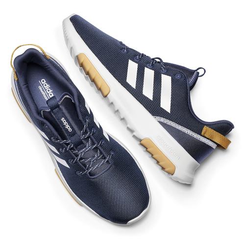 Scarpe Adidas Cloudfoam adidas, blu, 809-9196 - 19
