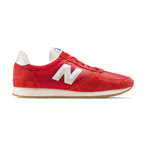 New Balance 220 da uomo new-balance, rosso, 809-5320 - 26