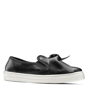 Sneakers nere con fiocco north-star, nero, 321-6311 - 13