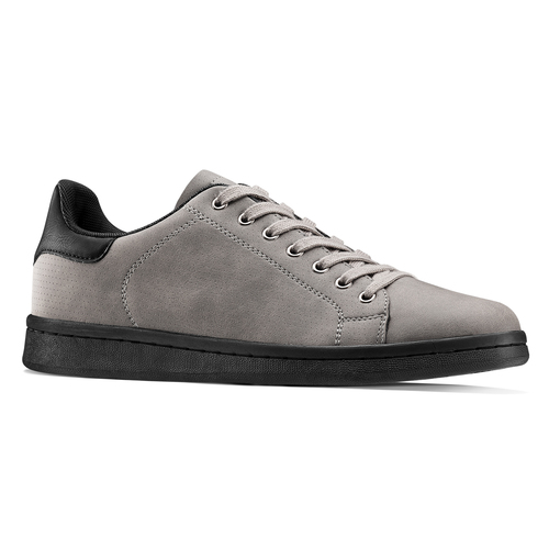 Sneakers North Star uomo north-star, grigio, 841-2731 - 13