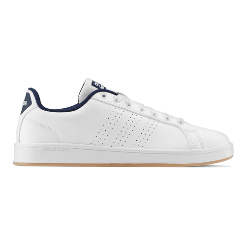 Scarpe uomo Adidas Cloudfoam adidas, bianco, 801-1194 - 26