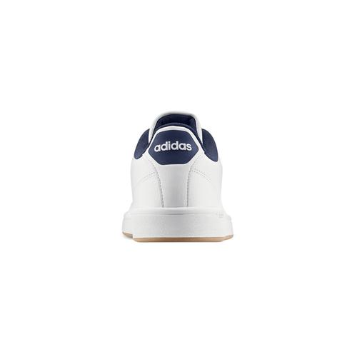 Scarpe uomo Adidas Cloudfoam adidas, bianco, 801-1194 - 16