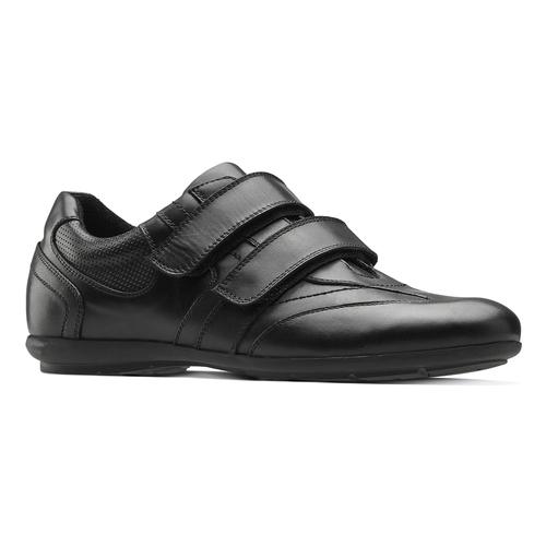 Scarpe con strappi da uomo bata, nero, 844-6729 - 13