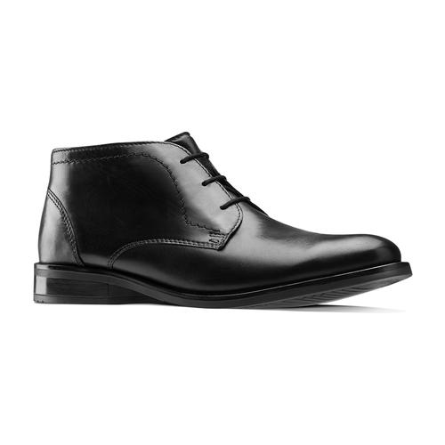 Stivaletti eleganti da uomo bata, nero, 894-6707 - 13