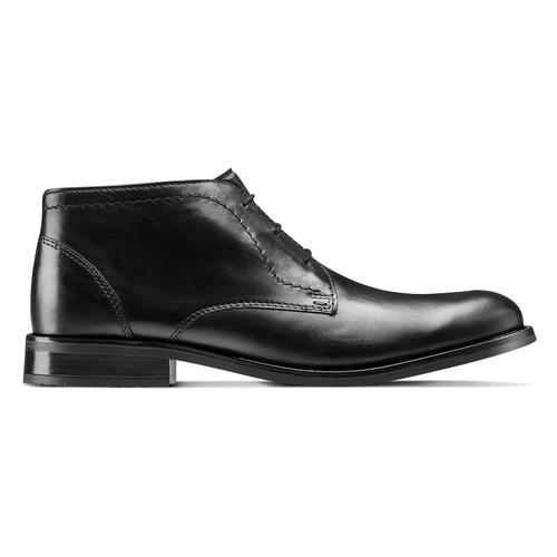 Stivaletti eleganti da uomo bata, nero, 894-6707 - 26