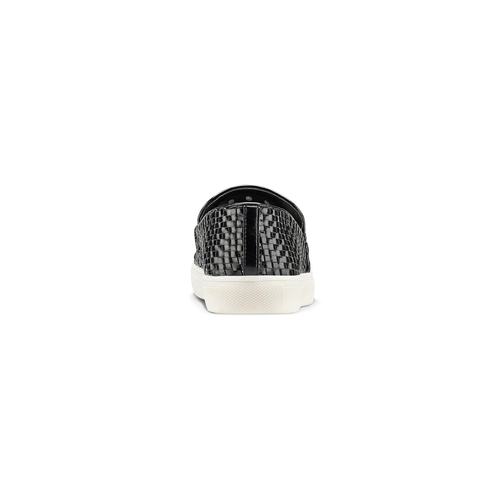Slip-on nere north-star, nero, 541-6324 - 16