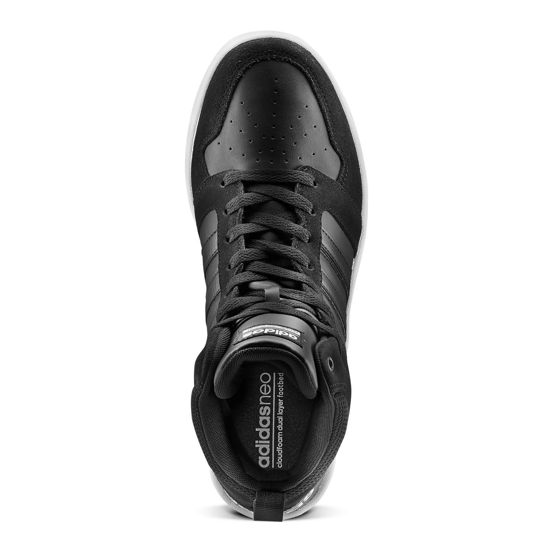 ... Sneakers alte Adidas da uomo adidas, nero, 801-6213 - 15 ...