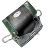 Mini-bag a tracolla bata, verde, 964-7739 - 16