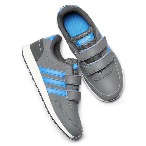 Scarpe Adidas bambino adidas, grigio, 309-2189 - 19