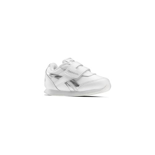 Scarpe Reebok bimbi reebok, bianco, 101-1186 - 13